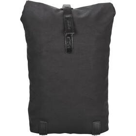 Brooks Pickwick Canvas Rugzak Small 12 l, total black